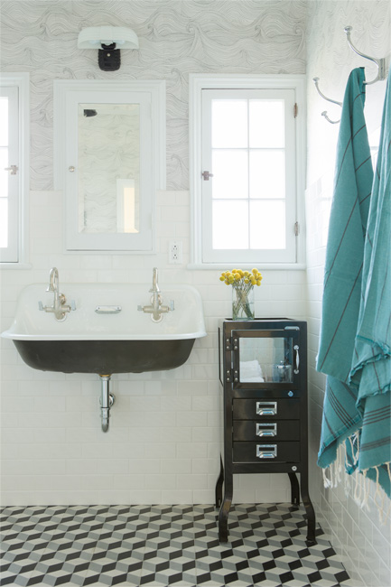Kohler Brockway Cast Iron Wall Mount Wash Sink Design Ideas
