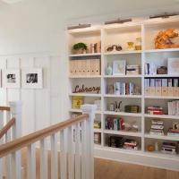 Built In Bookcase Design Ideas