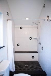 Subway Tile Shower - Vintage - bathroom - Chic Design ...