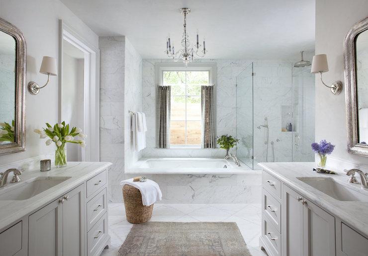 Bathroom Vanities Facing Each Other Design Ideas