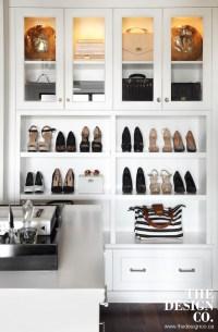 Cabinets to Display Handbags