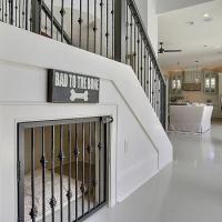 Entrances-foyers Dog Bed Nooks Design Ideas