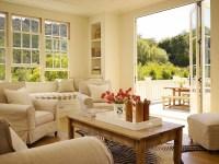 Living Room Window Seat Design Ideas