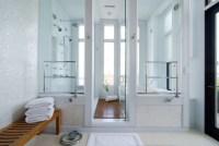 Spa Like Bathroom Design - Transitional - Bathroom