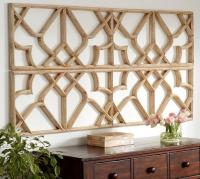 Lattice Wall Art