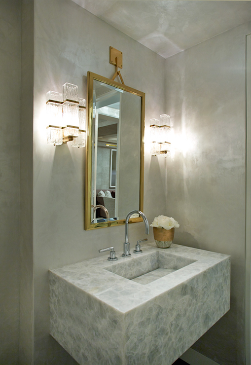Art Deco Bathroom Vanity Design Ideas