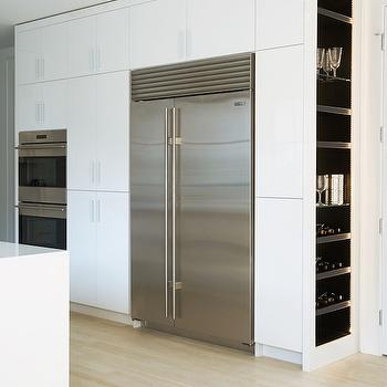 kitchen wine rack century cabinets built in design ideas with racks