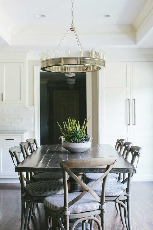 Dining Room Tray Ceiling Design Ideas