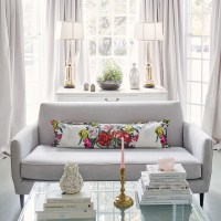 Bay Window Curtains Design Ideas