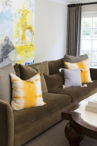 Yellow And Brown Living Room Ideas