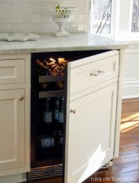 small wine fridge cabinet  Roselawnlutheran