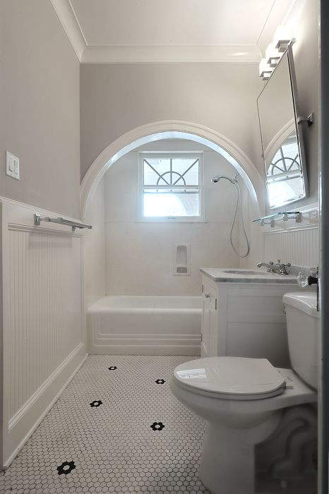 Bathtub Alcove  Contemporary  bathroom  Abbott Moon