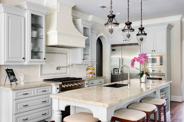 Center Island Kitchen Designs