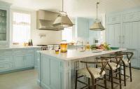 Blue Cottage Kitchens - Cottage - Kitchen