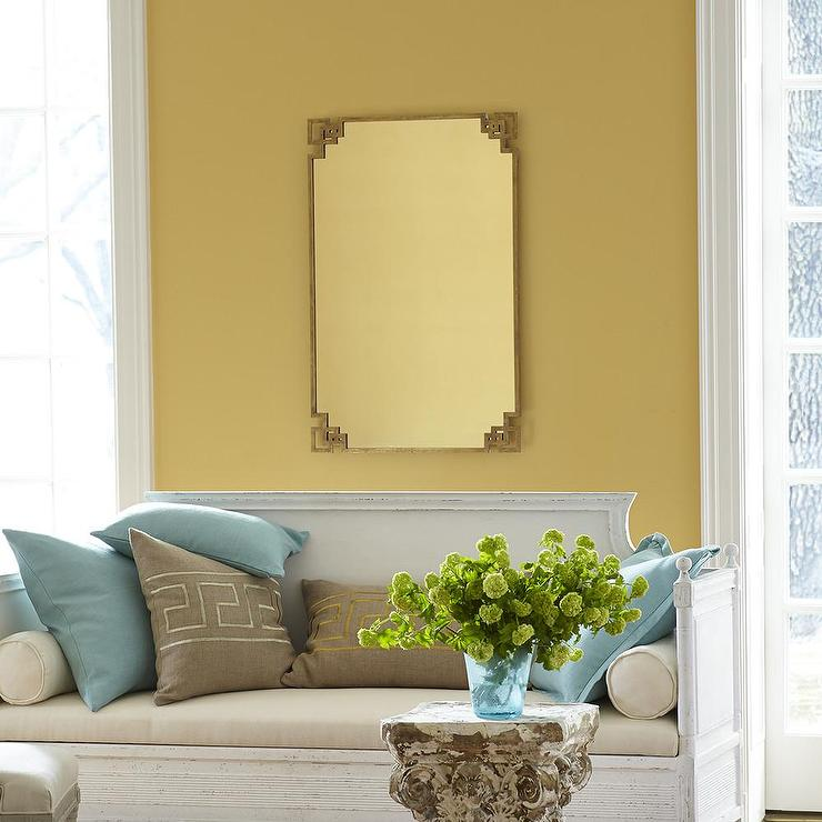 Fretwork Wall Mirror  west elm