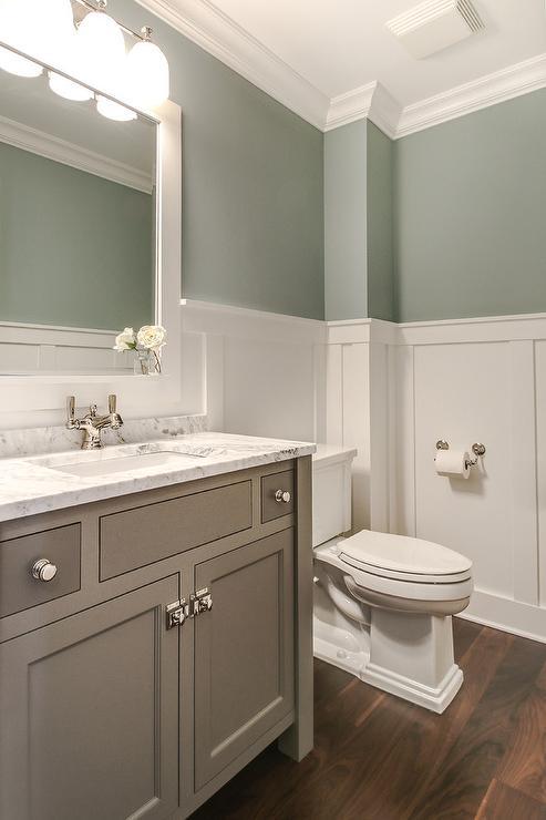 Tranquil Bathroom Design  Transitional  Bathroom