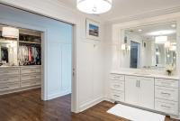 Master Closet Pocket Doors Design Ideas