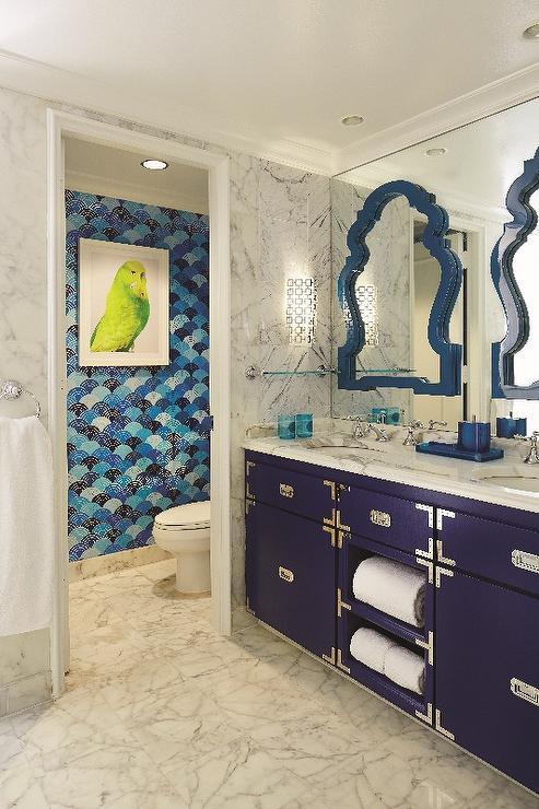 Wallpaper For Bathrooms Walls