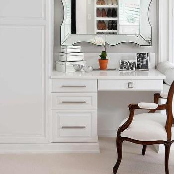 bedroom makeup chair lane leather built in dressing table design ideas
