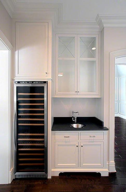 Small White Kitchen Tiles