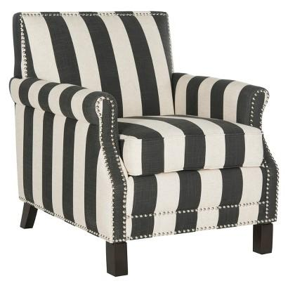 white club chairs chair covers ebay black and safavieh savannah