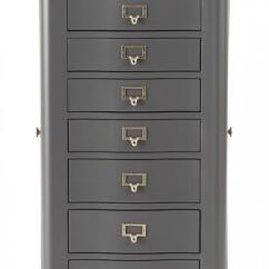 White And Gold Chair Golden Lift Dealers Canada Black Circles Mirrored Doors Jewelry Armoire