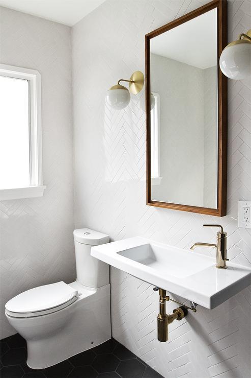 Cedar Moss Alto Sconces  Modern  Bathroom
