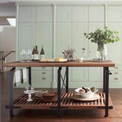 Free Standing Kitchen Islands With Seating Pictures Of Backsplashes Freestanding Industrial Island - Transitional ...