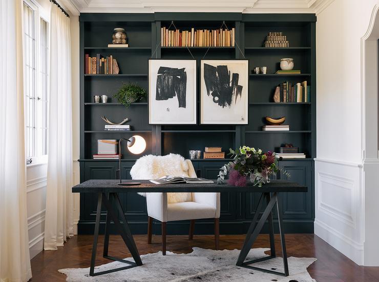 Black And White Floor Design Ideas