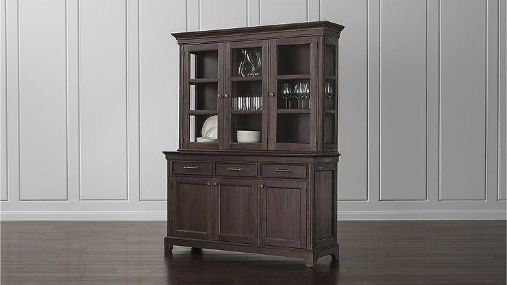 Farmhouse Buffet and Hutch  Dining Room Furniture Furniture  World Market