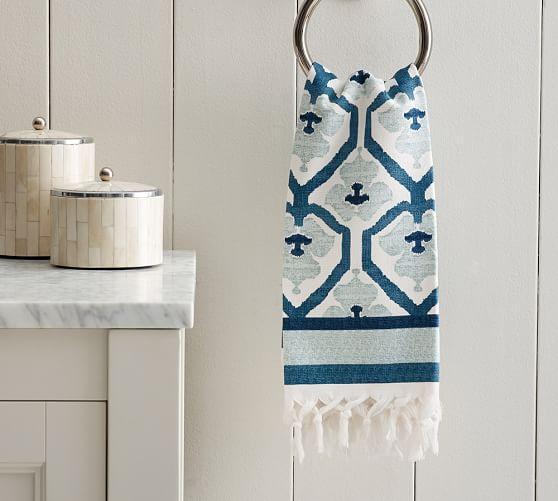 Cotton Multi Colored Bath Towels