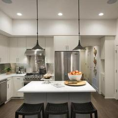 Black And White Tile Kitchen Backsplash Big Lots Appliances Wet Bar Nook - Transitional Sherwin ...
