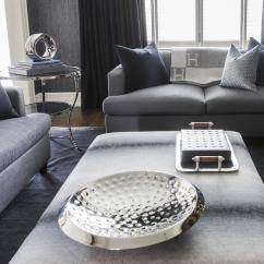 Navy Blue And Gray Living Room Ideas Curtain Designs For Contemporary Rooms With Hermes Blanket