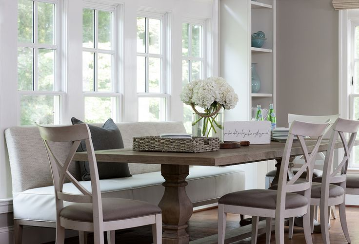 dining set with bench and chairs chair back covers for office table upholstered transitional