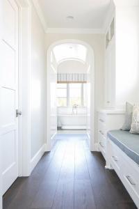 Walk Through Closet Design Ideas