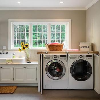Under Counter Washer Dryer Design Ideas
