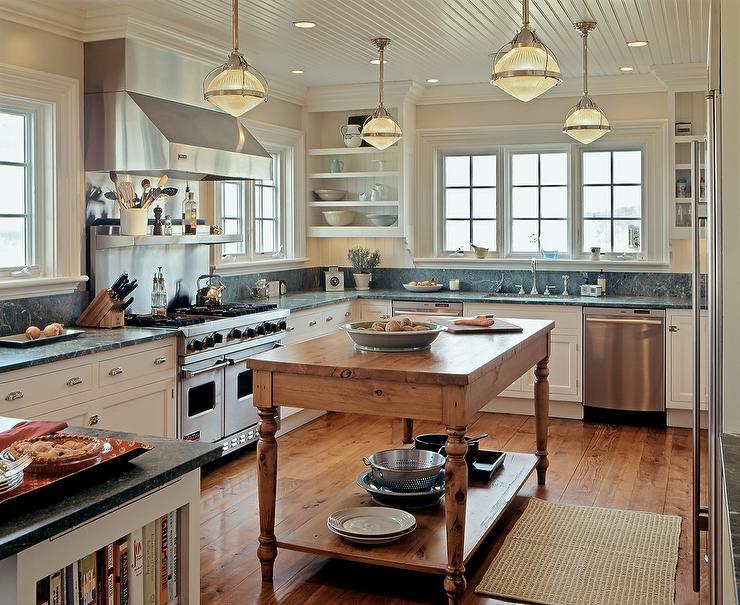 Nautical Kitchen  Cottage  Kitchen