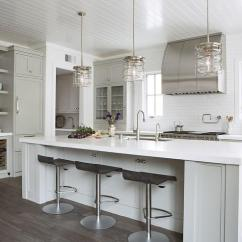 Kitchen Pendants Settee For With Nautical Cage Transitional