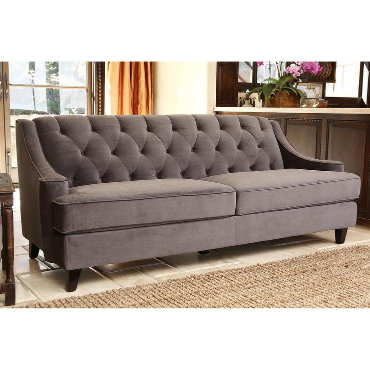 Tufted Futon