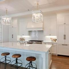 White Beadboard Kitchen Cabinets Remodeling Chattanooga Tn Turquoise Blue Lanterns - Cottage Lynn Morgan ...