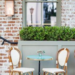Bamboo Dining Chair Mechanical French Bistro Chairs Design Ideas