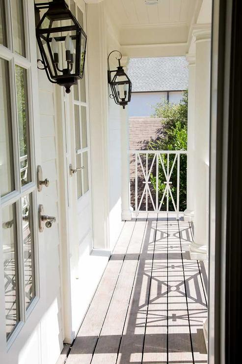 gallery of living rooms decorating ideas room large wall porch with carriage lanterns - transitional