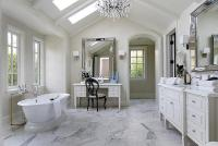 Vaulted Ceiling In Master Bathroom Design Ideas