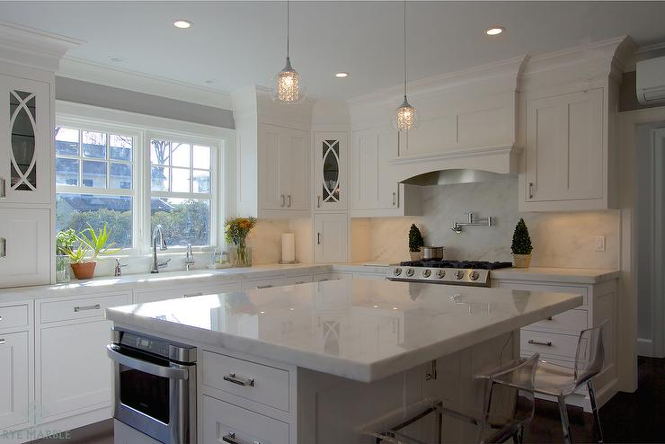 Imperial Danby Marble Transitional Kitchen