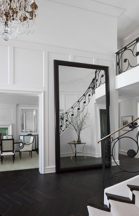 Foyer Brick Floor Design Ideas