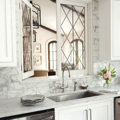Kitchen Sink Bottom Grid Cabinets Tampa Leaded Glass Pass Through Windows