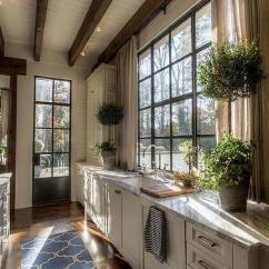 Short Kitchen Curtains Garbage Can Sink Window Design Ideas With