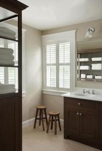Modern Country Bathroom Design - Country - Bathroom