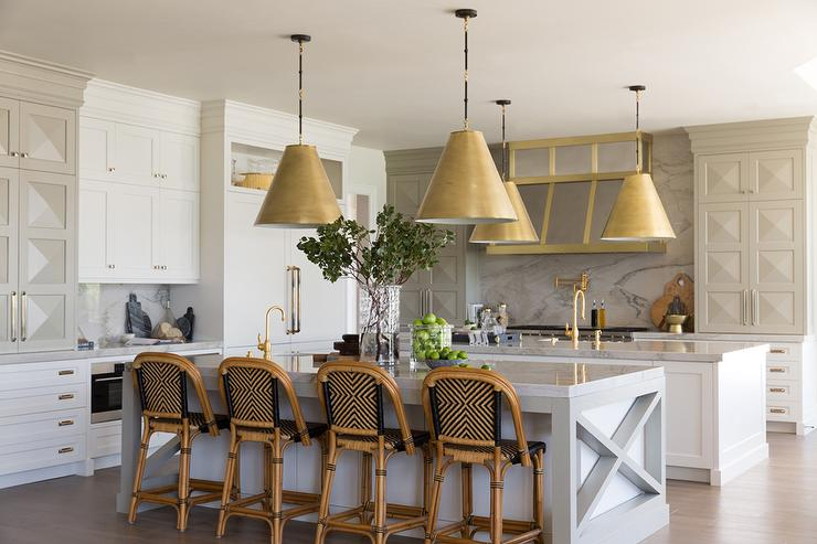 white lacquer kitchen cabinets broan hood paint gallery - benjamin moore seapearl colors and ...