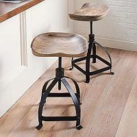 Captain's Swivel Barstool - Pottery Barn